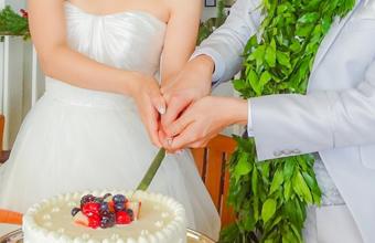 シンプル婚